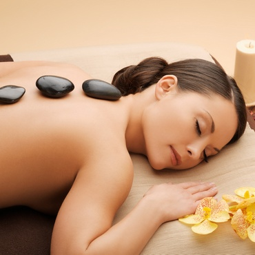 Oasis Hot Stone Massage