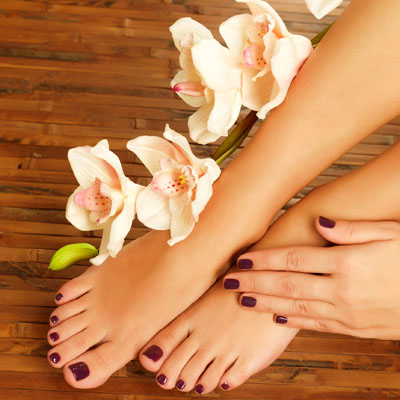 Foot relaxation massage therapy 5 senses spa in hoi an
